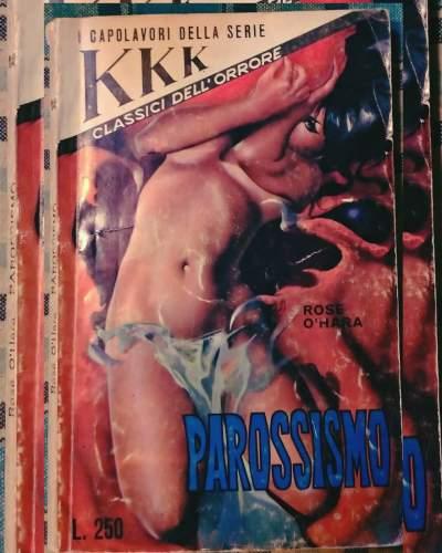 I capolavori della serie KKK Classici dell'Orrore: Parossismo
