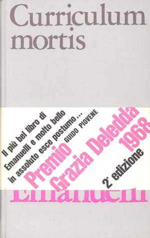 Curriculum mortis, di Enrico Emanuelli