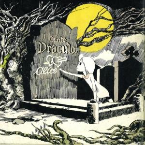 """""""Alice"""" di Carpi e Rostagno. Quarta di copertina di """"Horror"""" n. 5 (aprile 1970)."""