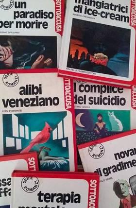 Collana Sotto accusa, Fratelli Fabbri editori