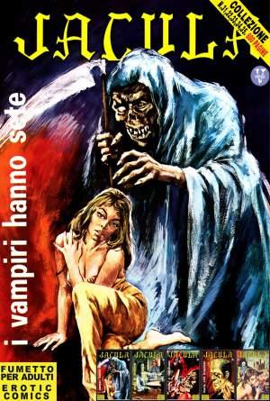 Jacula collezione: considerazioni in margine al pornofumetto dell'orrore negli anni '70