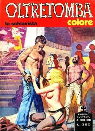 """Spettri di carta: """"Oltretomba colore"""" e l'eredità occulta del '69"""