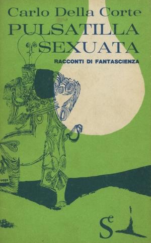 La copertina del libro, di Guido Crepax