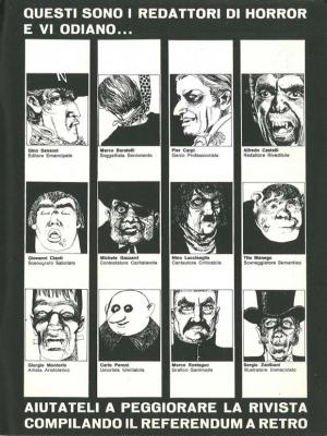 Personaggi Horror. Intervista ad Alfredo Castelli
