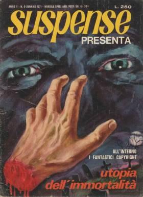 Suspense 1971/72: erotismo, magia, terrore