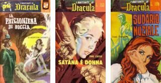 """La collana dei """"Racconti di Dracula"""" (1959 - 1981)"""