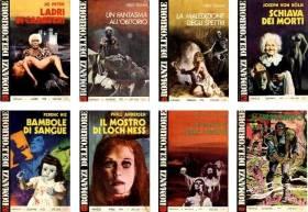 I romanzi dell'orrore della Edifumetto (1975 – 1976)