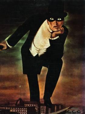 Quarta di copertina di «Horror» n. 2, gennaio 1970.