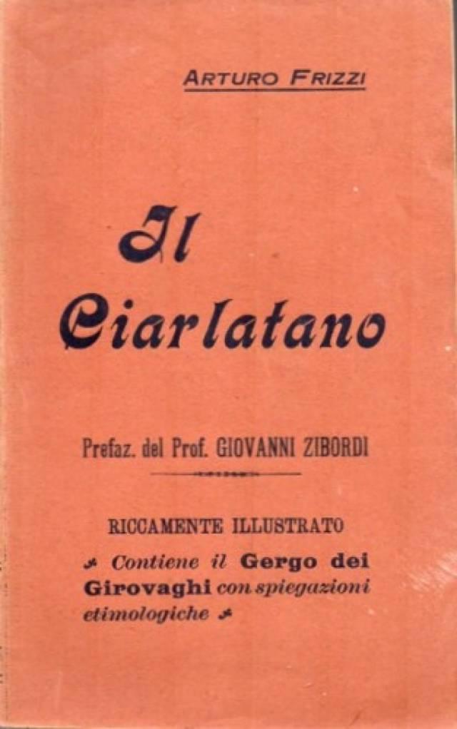 La copertina dell'edizione del 1912