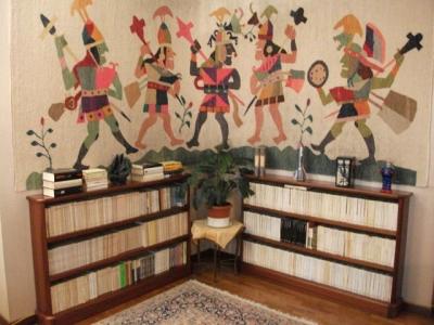 Confortevole angolino in casa di Miky a Milano