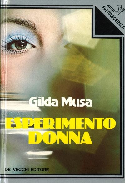 La copertina di Esperimento donna