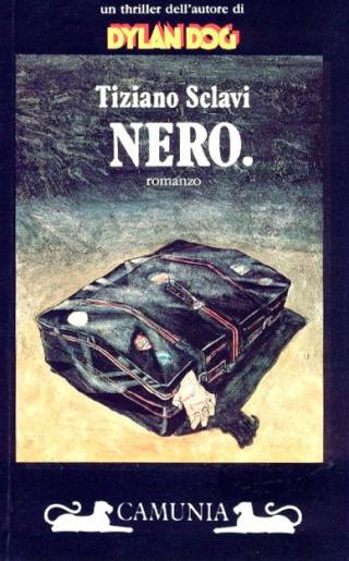 Nero., di Tiziano Sclavi